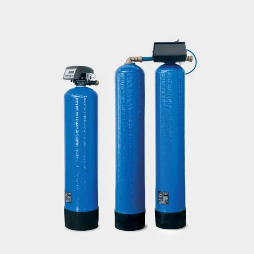 vandens nugeležinimo filtrai